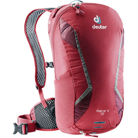 Deuter Race X Backpack 12 litres cranberry/maron